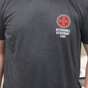 Affordable Veterinary Care | Shirt Front