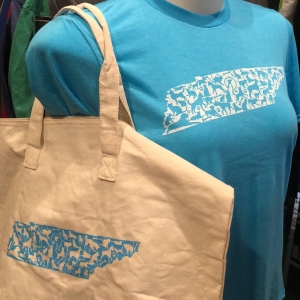 New Leash On Life | Bark In The Park Event Shirt  Bag