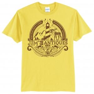 Jims Antiques | Custom Shirt Front