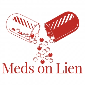Meds On Lein | OneColor Logo