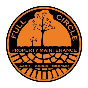 Full Circle Property | Custom Designed Logo