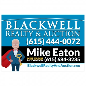 "36"" x 24"" Yard Sign 