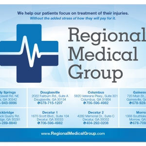 Mouse Pad | Regional Medical Group Locations Mouse Pad