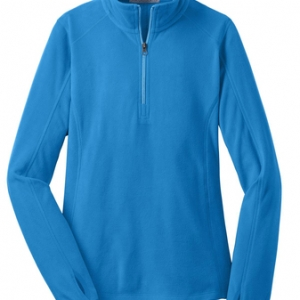 Ladies Half Zip |