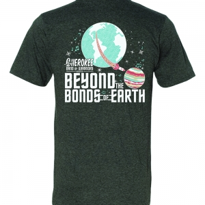 Cherokee High School | Beyond the Bonds of Earth design