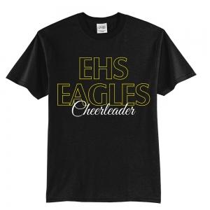 TShirts | Etowah Cheer Screen Printed TShirt