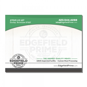 Edgefield Prime | Sticky Notes