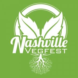 Nashville VegFest | OneColor Logo