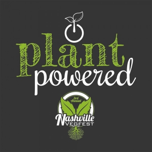 Nashville VegFest | TwoColor Apparel Design