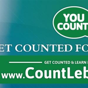 Lebanon Special Census | Banner Design