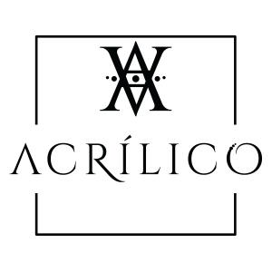 Acrilico | Custom Designed Logo