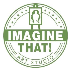 Imagine That Art Studio | Custom Designed Logo