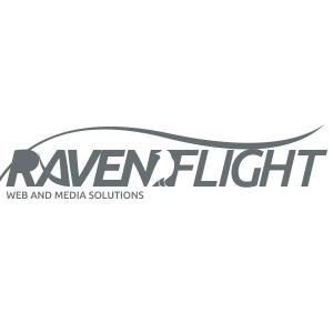 RavenFlight | Custom Designed Logo