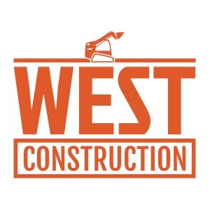 West Construction | Custom Designed Logo