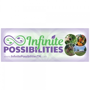 8&039; x 3&039; Banner | Infinite Possibilities