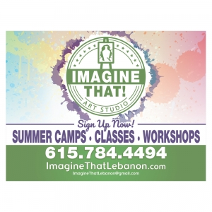 "16"" x 12"" Yard Sign 
