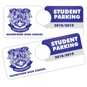 Parking Tags | Watertown High School