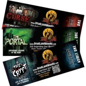 Event Tickets | Dead Land Scream Park