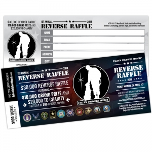 Event Tickets | Fallen Soldiers March