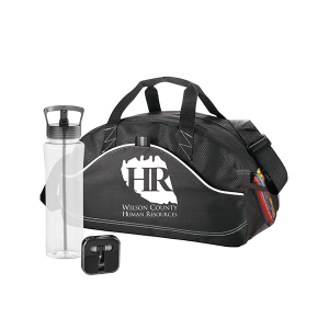 Wilson County HR | Essential Gym Kit Tote